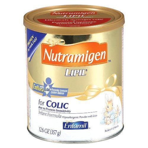 Enfamil Nutramigen Lipil with Enflora LGG Powder -...
