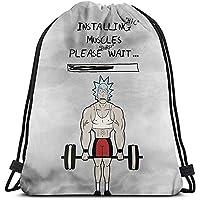 BLANKNTC Rick y Morty. Instalación Músculos B