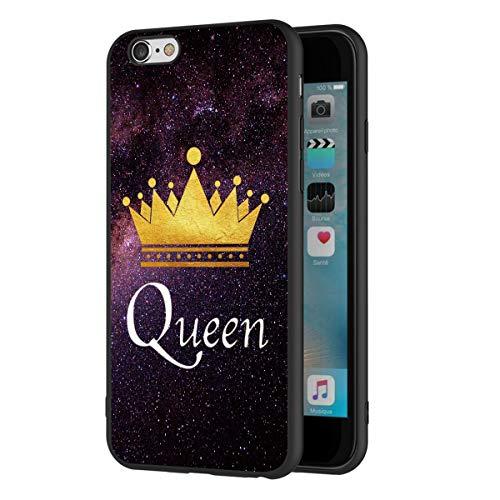 Pnakqil Funda iPhone 6s Plus / 6 Plus Silicona Ultrafina