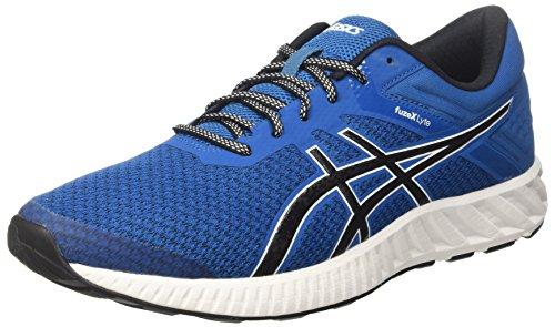Asics Fuzex Lyte 2, Chaussures de Course Homme Bleu (Thunder Blue/black/white)