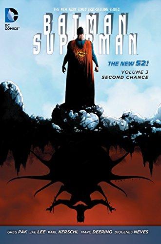 Batman/Superman Vol. 3: Second Chance (The New 52)