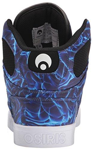 OsirisNyc83 Vlc - Sport, scarpe stringate lifestyle uomo Brainiac