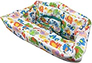 Baby Shopping Cart Cover Cushion, Adjustable Baby Supermarket Shopping Trolley Seat Covers, High Chair Cover M