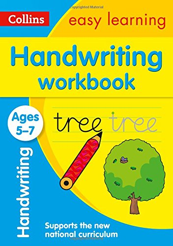 Handwriting Workbook Ages 5-7 (Collins Easy Learning KS1)