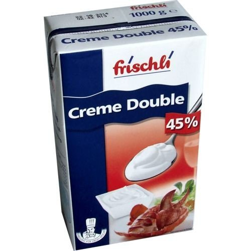 Frischli H-Creme Double Gastro 45% (1L Packung)