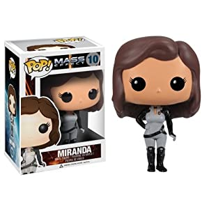 Funko Pop Miranda (Mass Effect 10) Funko Pop Mass Effect