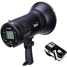 NICEFOTO HS-480 Flash de estudio autónomo con bateria - 1/11000s - 480Ws