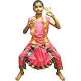 Fancy Steps Male Bharatnatyam Fancy Dress | Indian Dance Traditional Wear | Annual Function | Theme Party Competition | Stage Shows | B'day Gift Age: 12 To 15 Year Color : MajentaFancy Steps Male Bharatnatyam Fancy Dress | Indian Dance Traditional Wear |