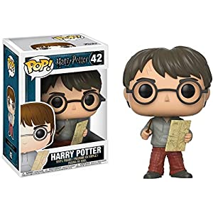 Funko Pop Harry con el mapa del merodeador (Harry Potter 42) Funko Pop Harry Potter