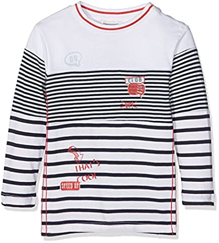3POMMES T-shirt illustré manches longues garçon