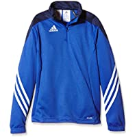 adidas Sere14 Trg To Y Sudadera, Niños, Azul / Blanco, 164