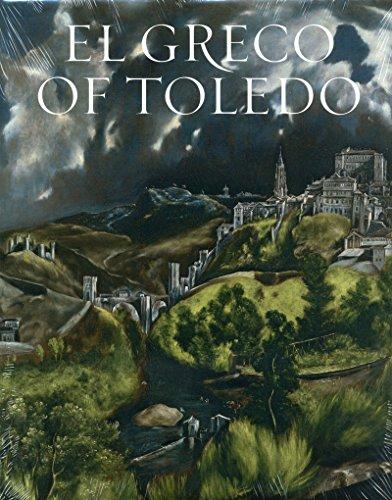El Greco of Toledo par FERNANDO MARIAS FRANCO
