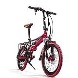 Vélo électrique Vélo de ville pliable Hommes / Dames Vélo Vélo de...