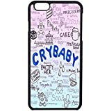 Cry Baby Song Art - Melanie Martinez Case / Color Black Rubber / Device iPhone 6/6s
