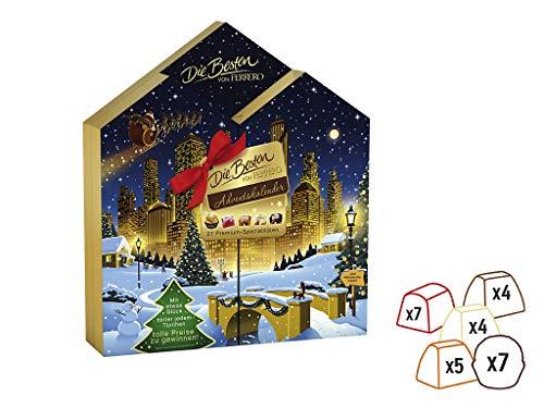 Calendario Avvento Ferrero.Calendario Dell Avvento Ferrero Ikbenalles