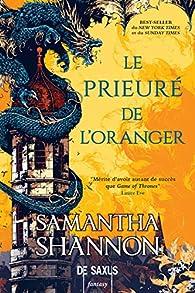 Le prieuré de l'oranger par Samantha Shannon