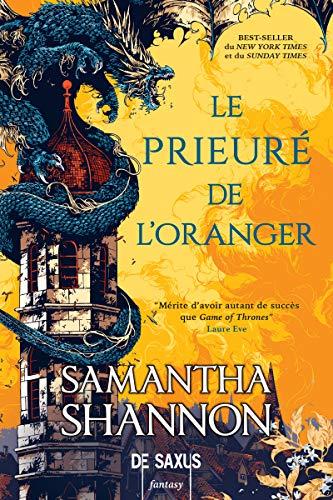 Ebook Gratuit Le Prieure De L Oranger Broche