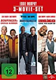 Eddie Murphy - 3-Movie-Set [3 DVDs]
