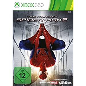 The Amazing Spiderman 2 – [Xbox 360]
