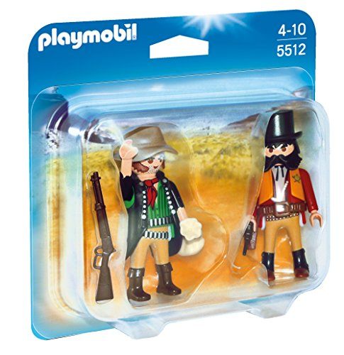 Playmobil Duo Pack - Sheriff y Bandido