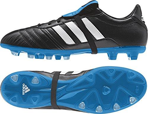 adidasGloro FG - Calcio scarpe da allenamento uomo core black-white-solar blue
