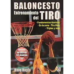 Baloncesto. Entrenamiento del tiro