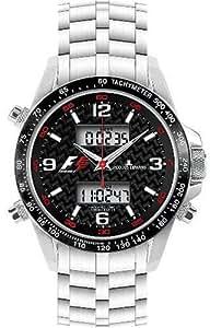 Jacques Lemans Formula 1TM Multifunction - Chrono F-5009B Gents Metal Bracelet Watch