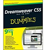 Dreamweaver CS5 All-in-one For Dummies (For Dummies (Computers)) (Paperback) - Common