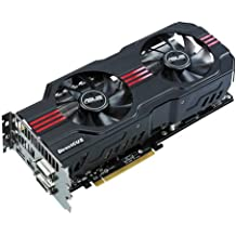ASUS Nvidia GeForce ENGTX570 DCII/2DIS/1280MD5 Grafikkarte (PCI-e, 1280MB GDDR5 Speicher, 2x DVI-I, 1x Display Port, 1x HDMI)