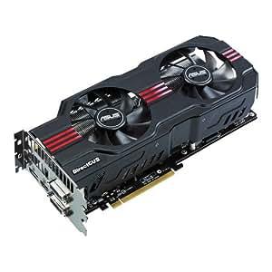 Asus nVIDIA SLI GeForce GTX 570 DirectCu II Graphics Card (1.28GB)