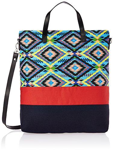 Bata Women's Tote Bag (Blue) (9049881) image - Kerala Online Shopping