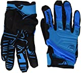 Ziener Erwachsene Caucasus Touch Long Bike Glove Handschuhe, Sea, 8,5