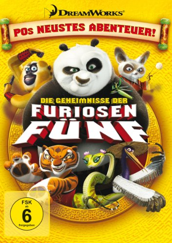 Die Geheimnisse der furiosen Fünf