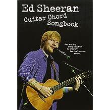 Ed Sheeran: Guitar Chord Songbook: Noten