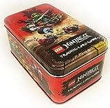LEGO Ninjago - Serie 3 Trading Cards - 1 Tin Dose - Deutsch