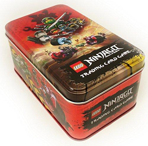 LEGO Ninjago - Serie 3 Trading Cards - 1 Tin Dose - Deutsch (Card Trading Game-deck-boxen)
