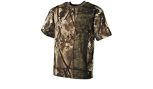 MFH T-Shirt Hunter Brown XXL