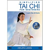 Simplified Tai Chi for Beginners - 24 Form