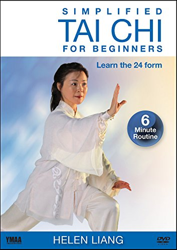 Vereinfachtes Tai Chi für Anfänger - 24 Form (YMAA Tai Chi-Übung) Simplified Tai Chi for Beginners - 24 Form (YMAA Tai Chi Exercise) Helen Liang **NEW BESTSELLER**(alle Regionen) 24 Formen