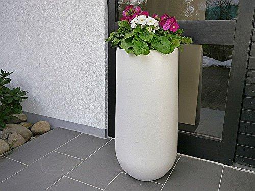 83% Rabatt auf: Blumenkübel SOTO aus Fiberglas, Pflanzkübel, Pf