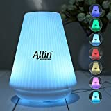 #3: Allin Exporters Ultrasonic Humidifier Essential Oil Aroma Diffuser 100 Ml Body Aroma Diffuser With 7 Different Color Changing Led Lights & Cool Mist
