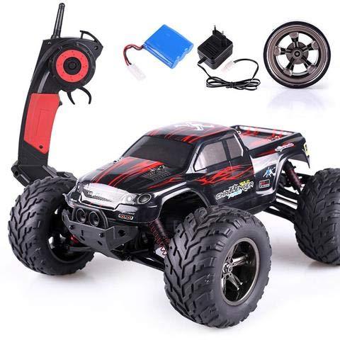RC Auto kaufen Monstertruck Bild 4: s-idee® 18175 9115 RC Auto Buggy wasserdichter Monstertruck 1:12 mit 2,4 GHz über 40 km/h schnell, wendig, voll proportional 2WD ferngesteuertes Buggy Racing Auto*