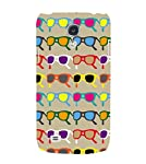 This is Durable 3D Multicolour Specs,Grey,Bollyball Pattern,Amazing Pattern,Designer Case made up of Hard Polycarbonate Plastic and This Case is very much safe for your Samsung Galaxy S4 Mini I9195I :: Samsung I9190 Galaxy S4 Mini :: Samsung I9190 Ga...