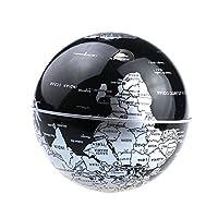 LED World Map Decoration Magnetic Levitation Floating Globe