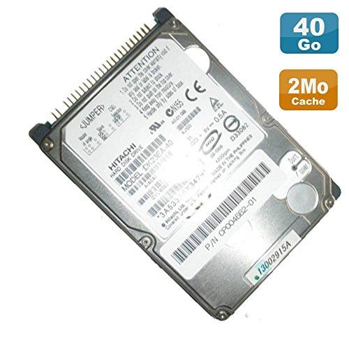 Hitachi Festplatte 40 GB IDE ATA 2.5