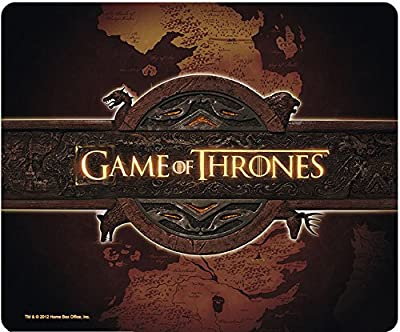 "ABYstyle ABYACC144 Game Of Thrones ""Logo & Card"" Mousepad"
