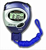 Deportes cronómetro profesional digital portátil LCD Deporte Cronómetro contador...