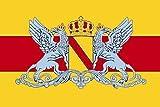 U24 Fahne Flagge Großherzogtum Baden Bootsflagge Premiumqualität 60 x 90 cm