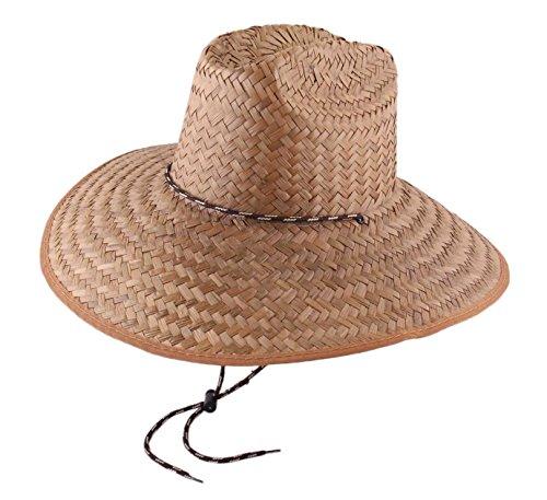 Peter Grimm - Fedora Hut ausladende Krempe Damen Original Lifeguard - Size M (Peter Grimm Fedora)