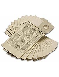 Karcher Lot de 10 sacs en papier Série CV30 pour aspirateur